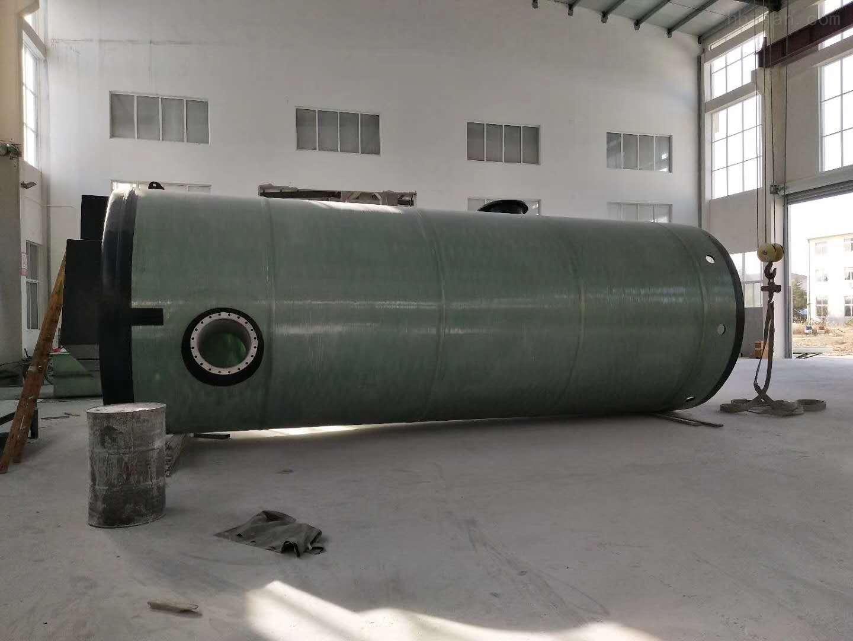 聊城一体化污水提升泵站厂家直销