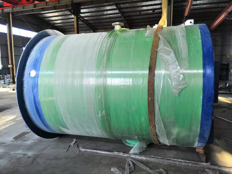 江门雨水提升泵站生产厂家