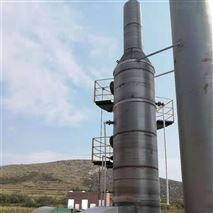 环振供应砖厂烟气酸雾净化器脱硫塔设备