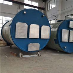 JZ-1200-2000一體化汙水提升泵站-可定製