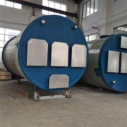 JZ-1200-2000新型一体化污水提升预制泵站