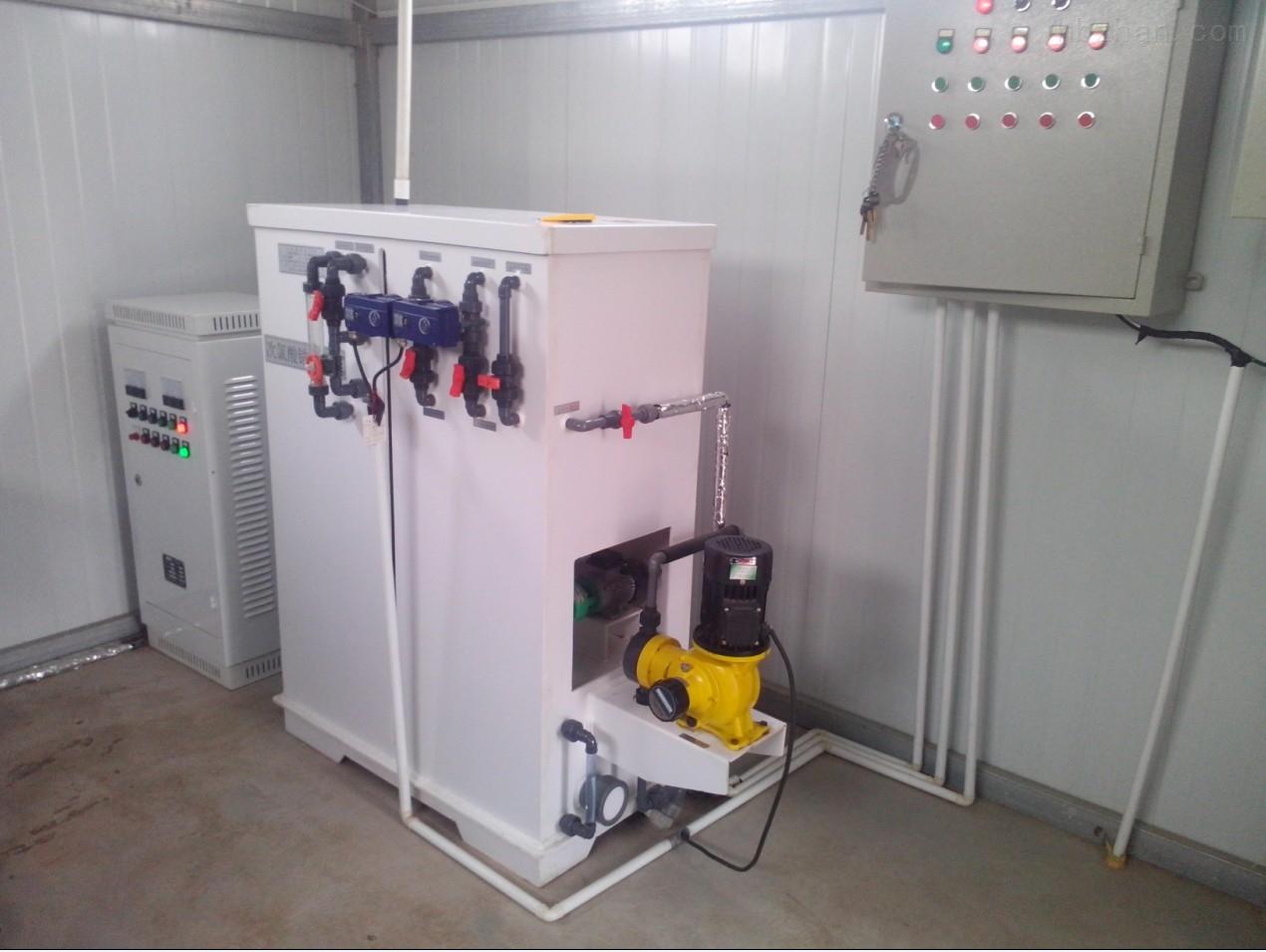 医院污水处理设备处理标准