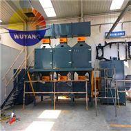 RCO催化燃烧2万风量催化燃烧一体设备