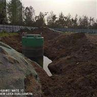 雨水一体化提升泵站设备