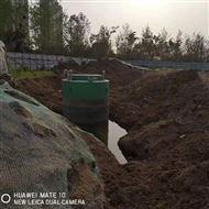 小型GRP污水提升泵站