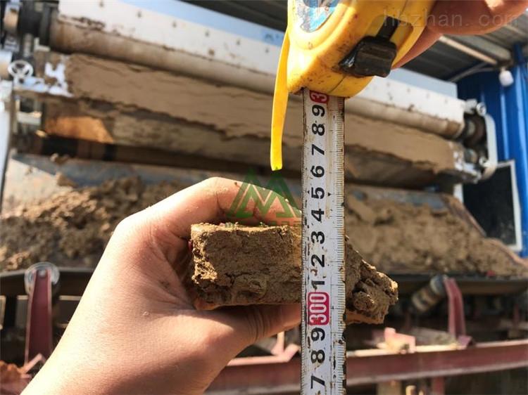 内蒙古土包沙污泥脱水机产能大