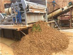 黑龙江矿山污泥脱水处理质量好