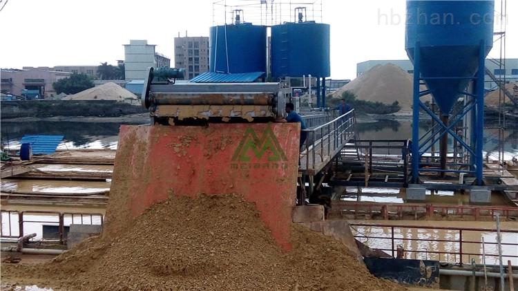 东莞尾矿泥浆脱水处理
