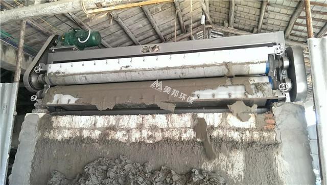 河北机制砂泥浆压滤设备效果