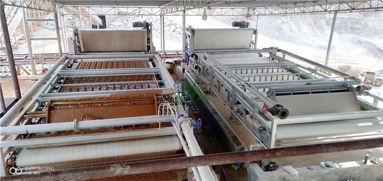 洗砂砂石场泥浆压榨机 污水处理设备价格