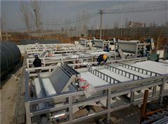 海南河道清淤脱水机工厂