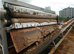 陜西鵝卵石制砂污泥處理效果