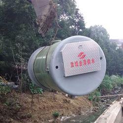 JZ-1200-2000热销一体化污水提升泵站厂家