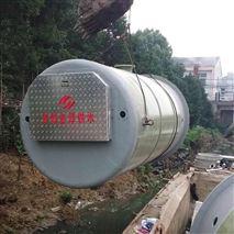 一体化预制泵站 粉碎型格栅