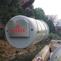JZ-1200-2000预制式一体化雨水提升泵站