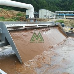 贺州砂石料场泥浆脱水设备
