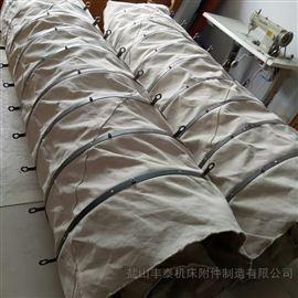 环保水泥卸料口耐磨帆布布袋