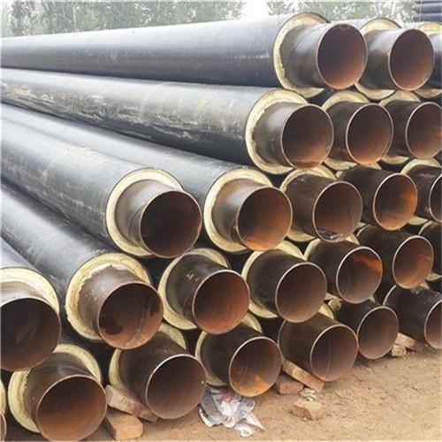 聚乙烯外壳直埋式保温钢管生产商