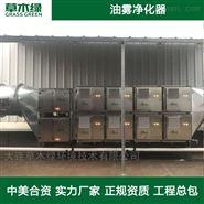 真空泵油雾收集净化器