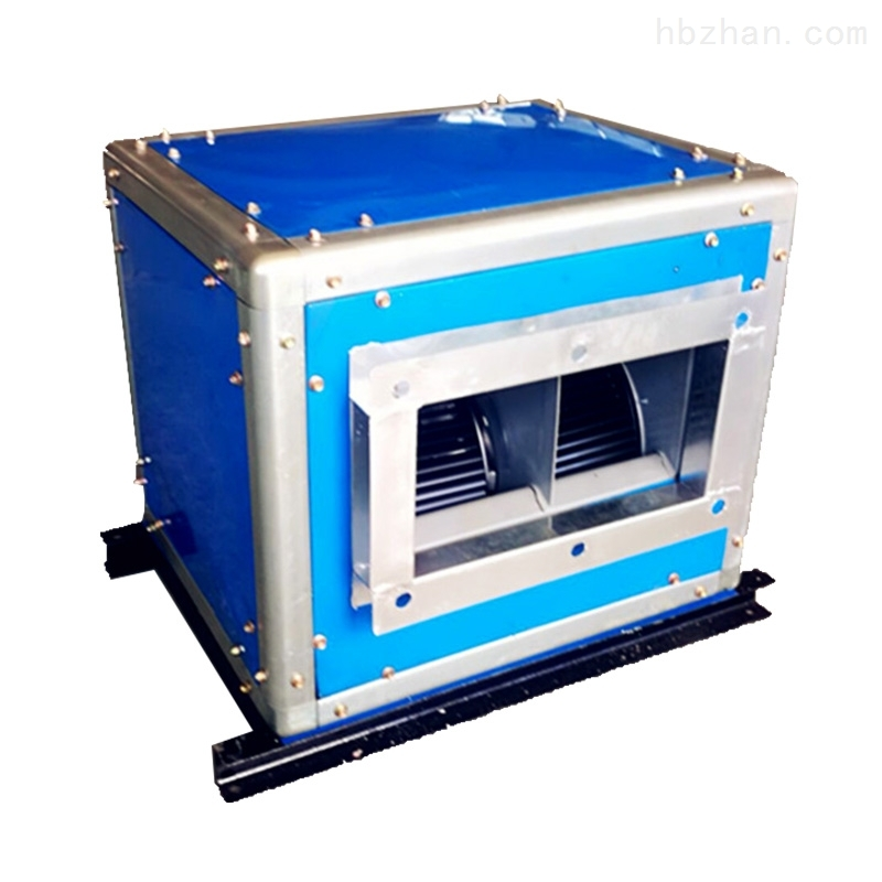 5.5KW单速消防柜式离心风机HTFC系列