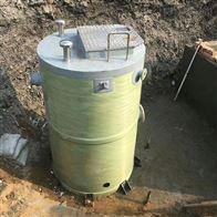 一体化污水提升预制泵站的维护方式
