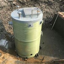 湖南丽发地埋式一体化预制泵站技术要点