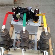 10KV预付费ZW32-12Y一体式高压断路器