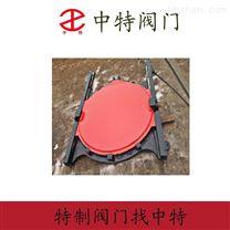 ZMQY-铸铁镶铜圆闸门