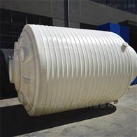 咸宁25吨塑料减水剂储罐PE搅拌站母液储罐