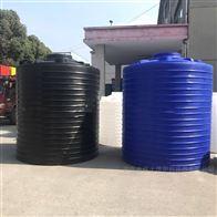 沙市能装10吨消毒液储存罐平底塑料水箱厂家