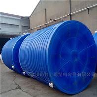 河南地区15立方塑料水塔工地用水水箱厂家