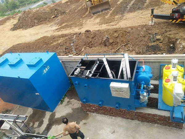 合肥屠宰养殖污水处理设备