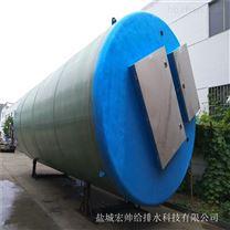 海西一體化雨水提升泵站廠家
