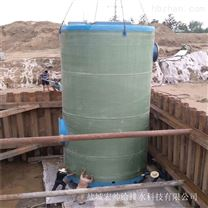 地埋式一体化泵站厂家