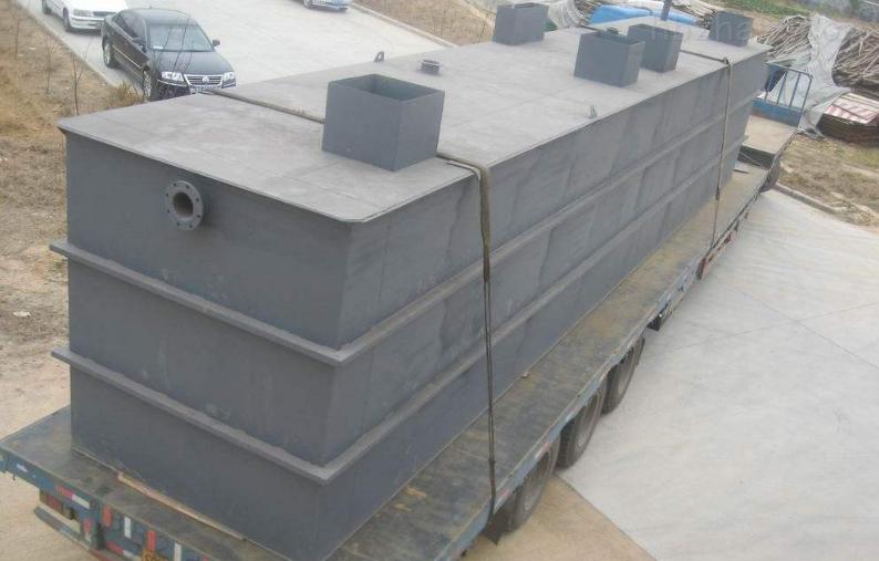 养猪场污水处理一体化设备