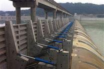 钢坝翻板闸门