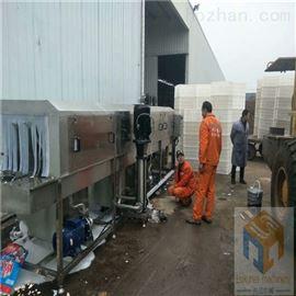SPQX-5000热销不锈钢盘清洗机洗筐机专业生产厂家