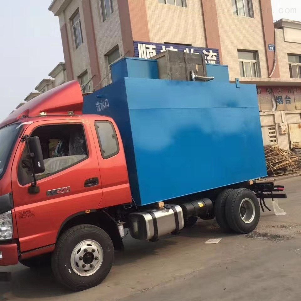 桂林口腔门诊污水处理设备安装说明