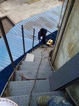 煙囪安裝旋轉梯平臺