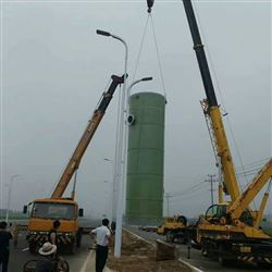 JZ-1200-2000污水提升装置 一体化预制泵站