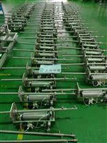 上海碩馨氨水自動伸縮噴槍 煙氣脫硝噴槍