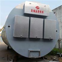 GPRS远程值守一体化污水提升泵站