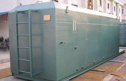 哈尔滨生活污水处理设备