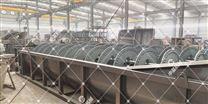 新乡 双螺旋式洗砂机 制砂生产线 卫辉中基