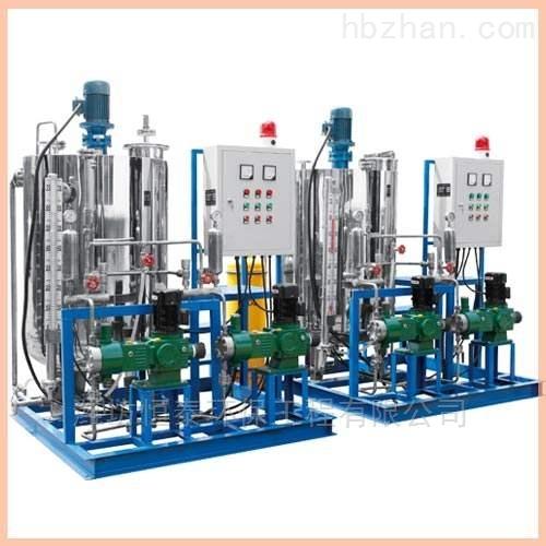 扬州市锅炉加药装的安装