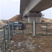 铁路大桥护栏8001版 高铁桥墩防护栅栏8002