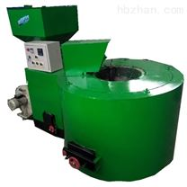 100公斤生物质颗粒熔铝炉 高温坩埚练铝炉