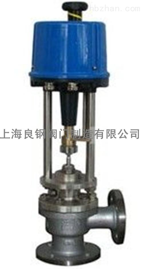ZDSJ电子式直行程电动角型调节阀