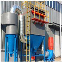 攀枝花废气除尘中央脉冲袋式除尘器生产厂家