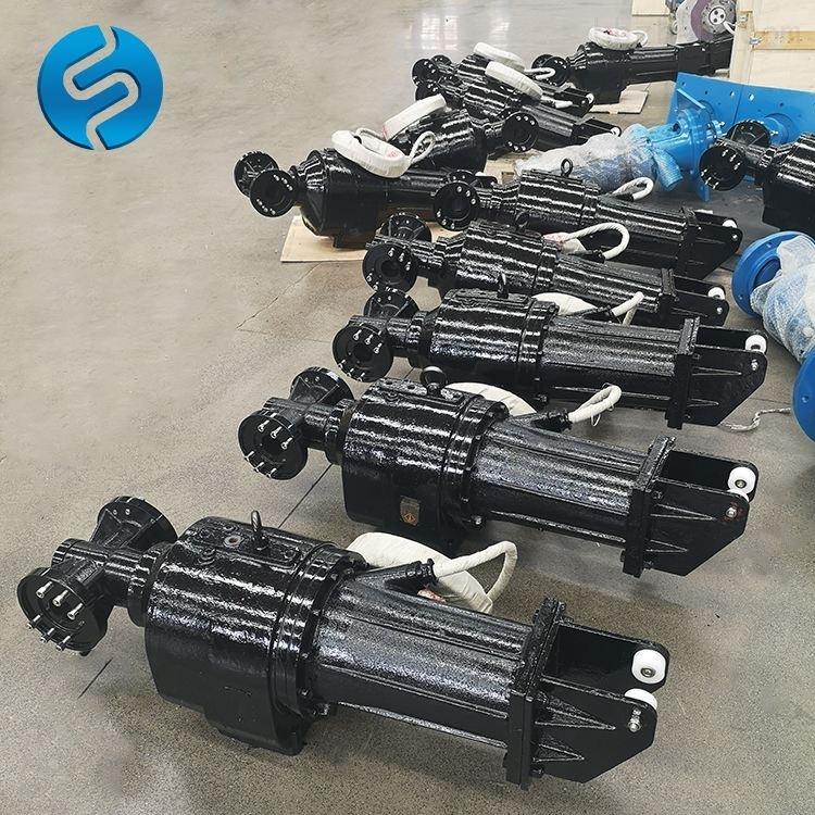 QJB4/4-1400/2-56填料池低速潜水推流器